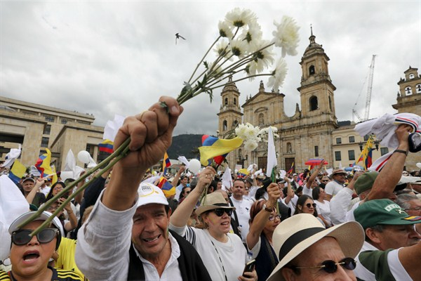 Should Colombia Give Up on Peace Talks With the ELN?