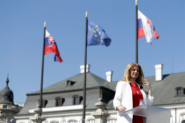 Can Slovakia Really Turn Back the Populist Tide in Central Europe?