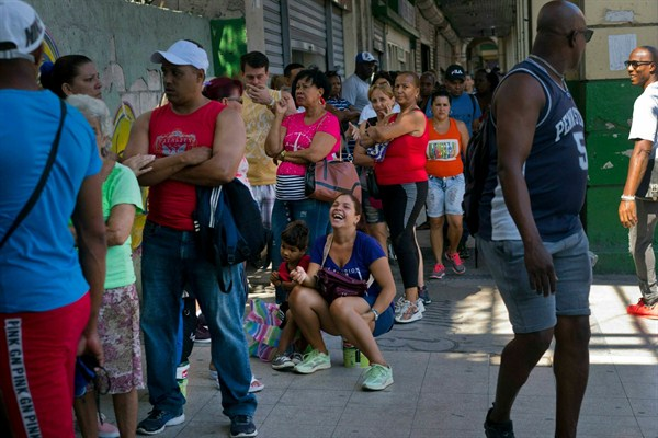 Is Cuba Hoping to Emulate China With Its New Constitution?