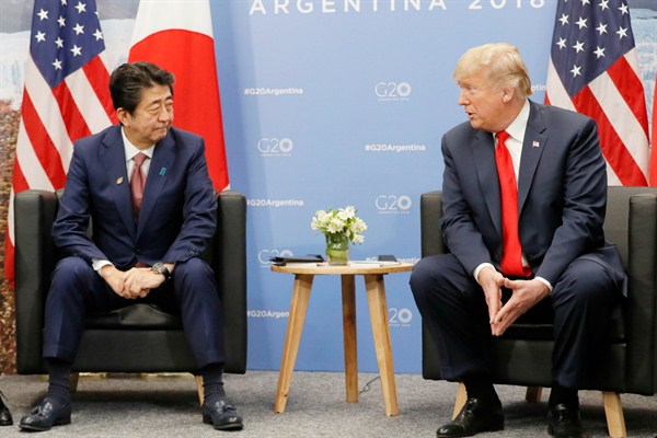 Why Trump's Race for a Quick Trade Deal With Japan Will Come Up Short