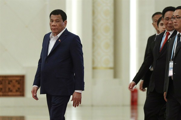 With Even Fewer Checks on His Power, Where Will Duterte Take the Philippines?