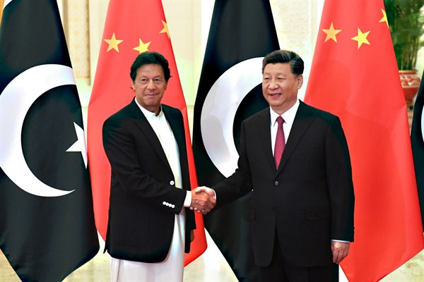 How Baloch Separatists Are Trying to Derail China's Investments in Pakistan
