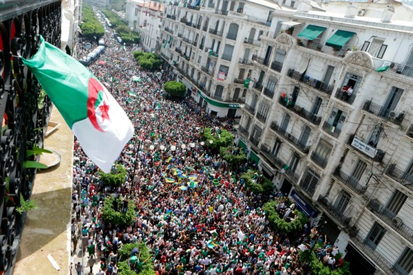 After Bouteflika's Ouster, Algeria's Popular Uprising Faces a Much Bigger Test