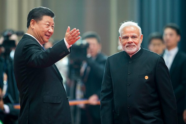 China Appears to Understand the Risks in Kashmir More Than India or Pakistan