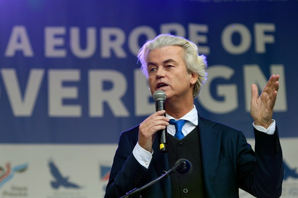 Why the Once-Rising Far Right Is Now Waning in the Netherlands