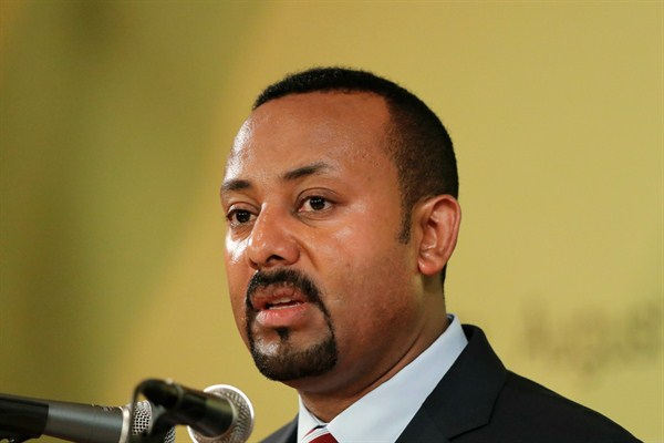 Ethnic Violence in Ethiopia Is Putting Abiy's Nationalist Vision to the Test