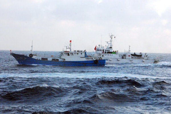 Fishing Wars China S Aggression Could Stoke Future Conflict