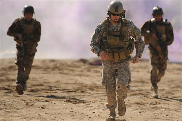 Role Reversal U S Special Operations Forces After The