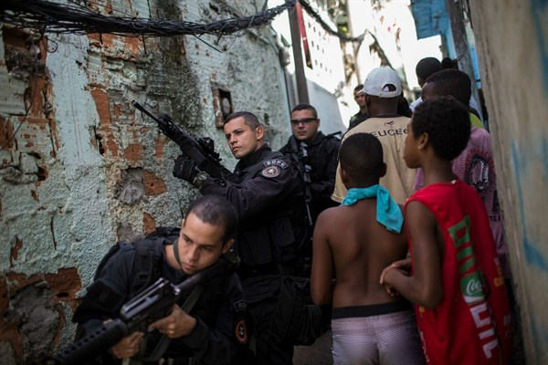 Investigation Could End Impunity For Brazil S Elite Police