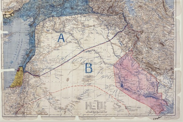 A Century After Sykes Picot Is There A Better Map For The Middle East