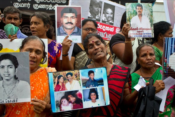 Sri Lanka's Painful Past and Uncertain Future on Display in Tamil North