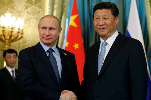 Can Vladimir Putin Solve Russia S China Dilemma