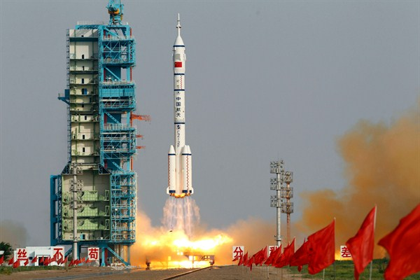 chinese space shuttle program - photo #11