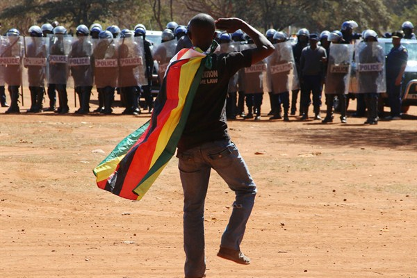 Across Africa, Protest Movements Push Back Against the