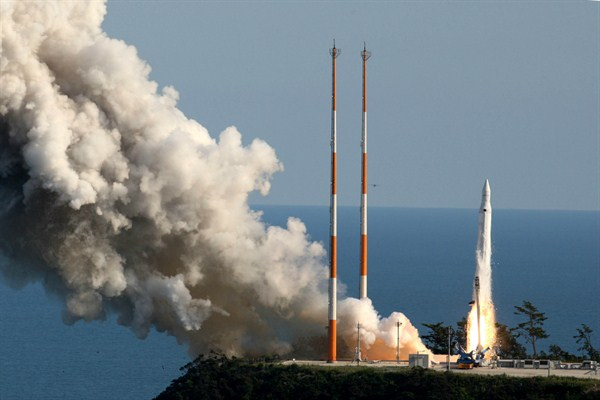 South Korea Makes Moves To Become A Global Space Power
