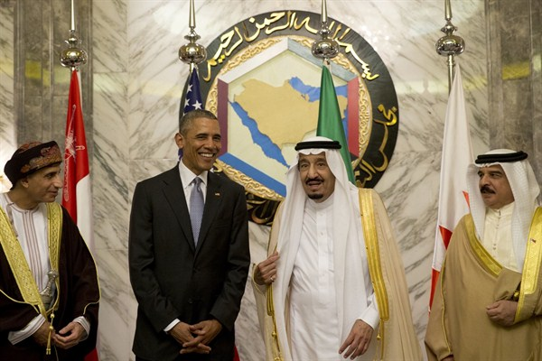 Arab Rulers Are Happy To See Obama Go But Uncertain About
