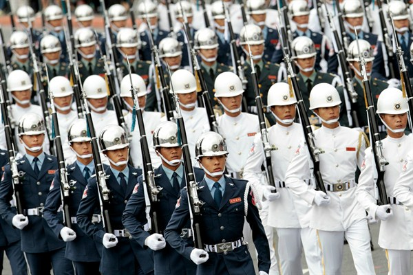 Have Taiwan's Identity Politics Outgrown the One China Myth?