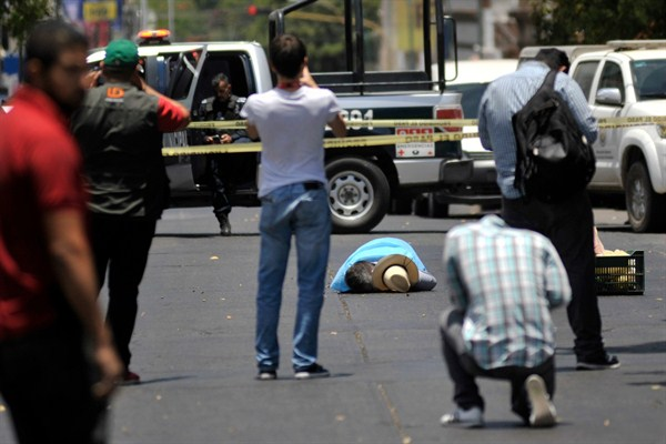 Can a New Campaign to End Violence Against Mexico's
