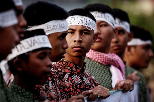 How Religion Has Been 'Aggressively Politicized' in MuslimMajority Indonesia