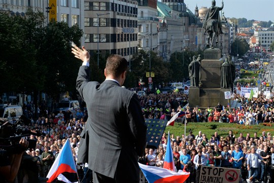Where Resurgent Nationalism Leaves the Czech Republic's Immigrant