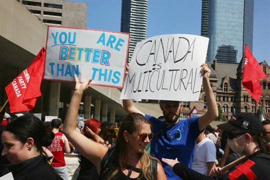Why Canada Is Putting Out The Welcome Mat For Immigrants