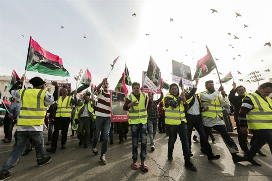 Libya's Fate Remains Beholden to a Crude and Clumsy Game ...