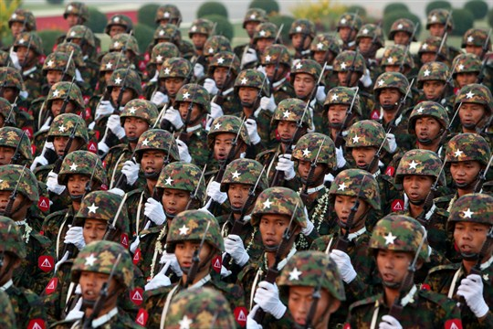 Why a New U.N. Report Won't Reduce International Support for Myanmar's Military