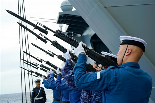 Why Japan, Long Wary of Military Power, Is Rethinking Its Posture