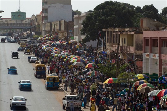 With Its Runoff Election, Guinea-Bissau Hopes to Move Past Years of  Instability