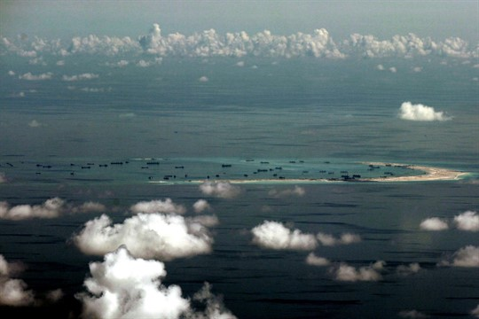 Could China's Aggression in the South China Sea Boost U.S.-Vietnam ...