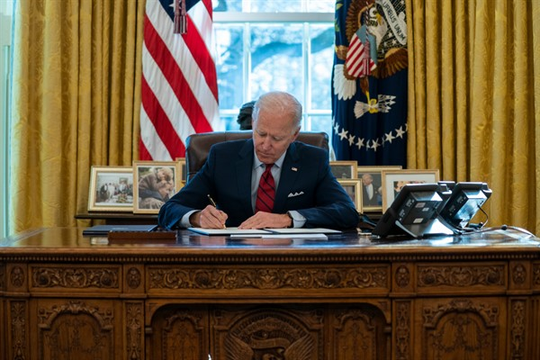 The Biden Foreign Policy Agenda - cover
